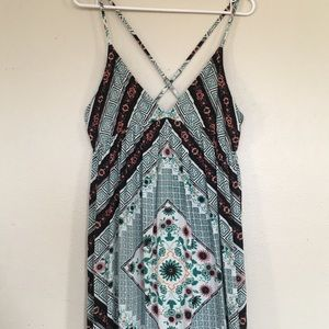Mosaic Maxi Dress